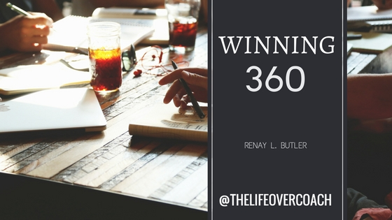 Winning 360:  4 Tips to Creating collaborative spaces &  6 Tips to Sealing to the Deal so everyone wins!
