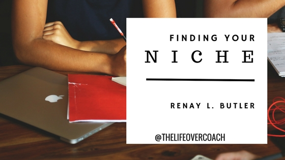 Finding Your Niche'